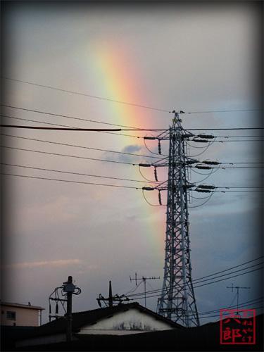 松戸から帰り道の虹.jpg